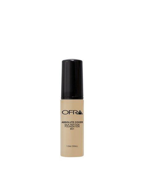 Billede af OFRA Cosmetics Absolute Cover Silk Foundation Foundation 01
