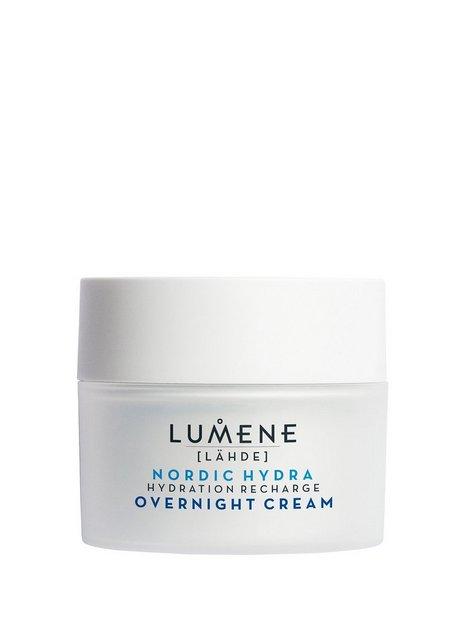 Billede af Lumene Lähde NORDIC HYDRA Hydration Recharge Overnight Cream Natcremer