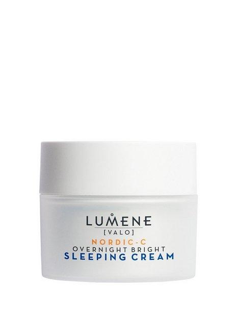 Billede af Lumene Valo NORDIC-C Overnight Bright Sleeping Cream Natcremer