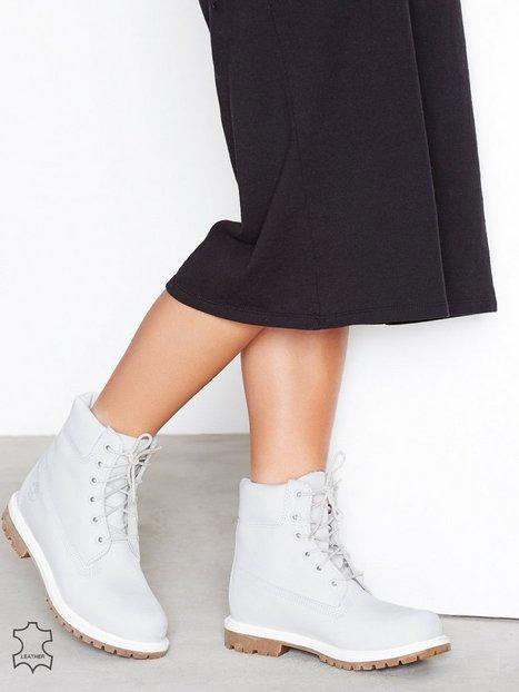 Billede af Timberland 6IN Premium Boot - W Flat Grå