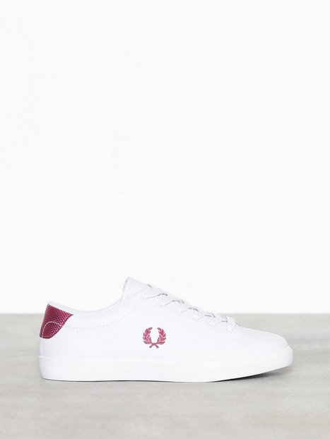 Billede af Fred Perry Lottie Leather Low Top