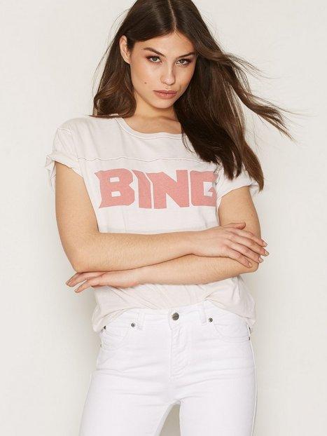 Billede af Anine Bing Vintage Bing Tee T-shirt White