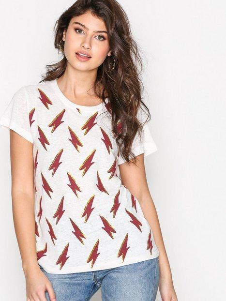 Billede af Munthe Silas T-Shirt T-shirt Elfenben