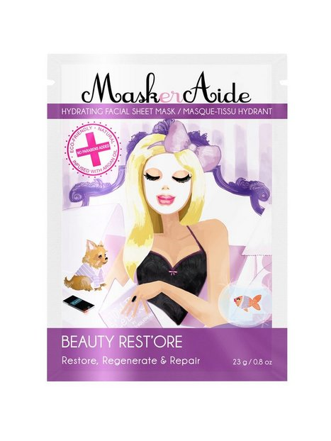 Billede af MaskerAide Beauty Restore Sheet Mask Ansigtsmaske White