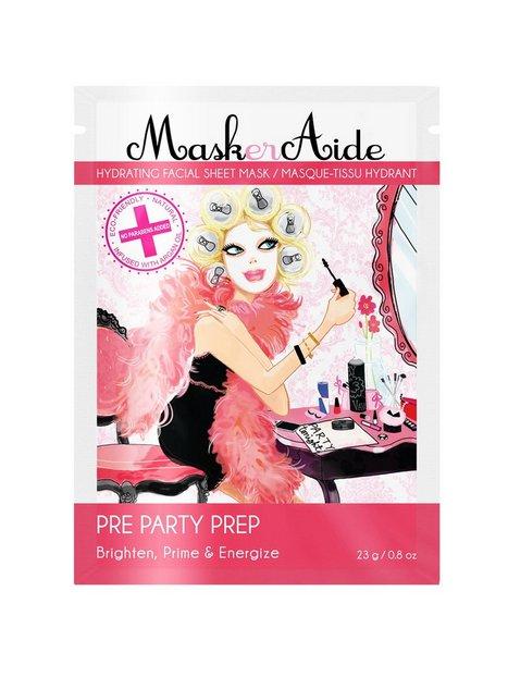 Billede af MaskerAide Pre Party Prep Sheet Mask Ansigtsbehandling White