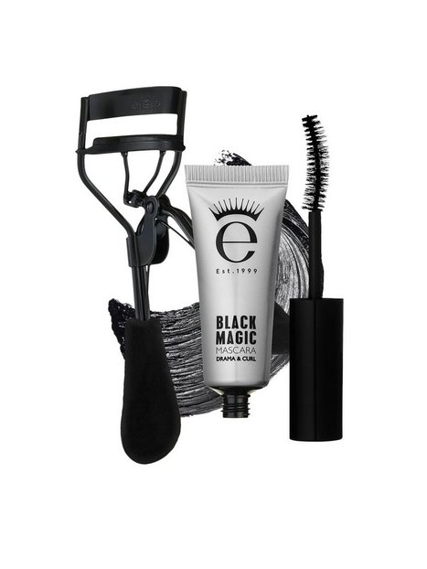 Eyeko London Black Magic Lash Curl & Deluxe Mascara Svart thumbnail