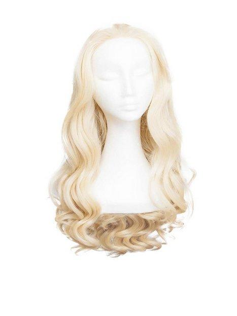 Billede af Rapunzel Of Sweden Lace Front Peruk - Long Curly 60cm Hair extensions Light Blond