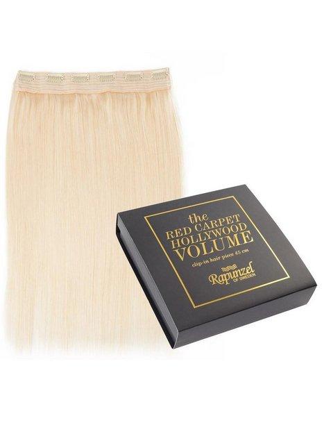 Billede af Rapunzel Of Sweden 45 cm Hollywood Volume Hår forlængning Light Blond
