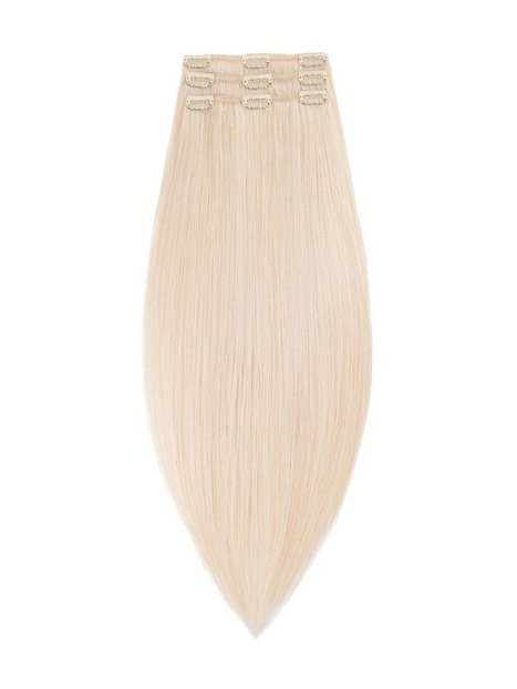 Billede af Rapunzel Of Sweden 50 cm Clip-on set Original 3 pieces Hair extensions Light Blond
