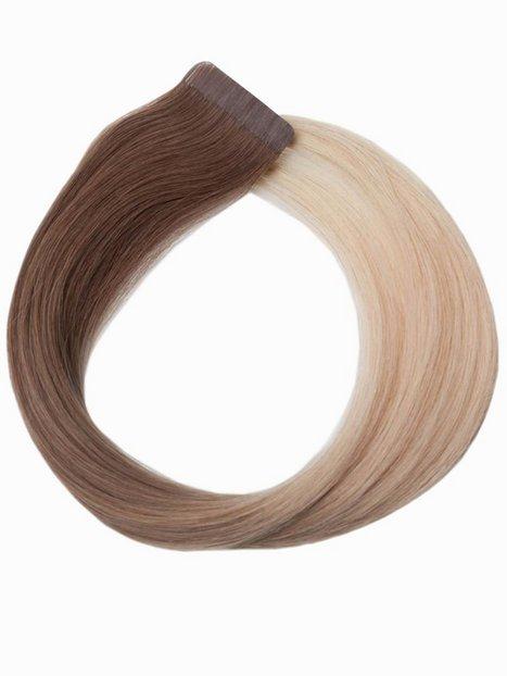 Billede af Rapunzel Of Sweden 50 cm Quick & Easy Original Ombre Hair extensions Medium Ash
