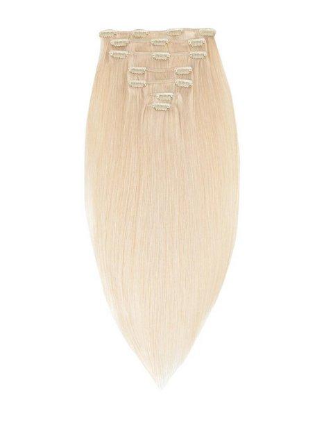 Billede af Rapunzel Of Sweden 30 cm Clip-on set Original 7 pieces Hår forlængning Light Blond