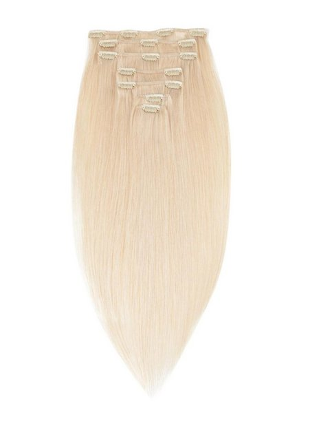 Billede af Rapunzel Of Sweden 40 cm Clip-on set Original 7 pieces Hair extensions Light Blond