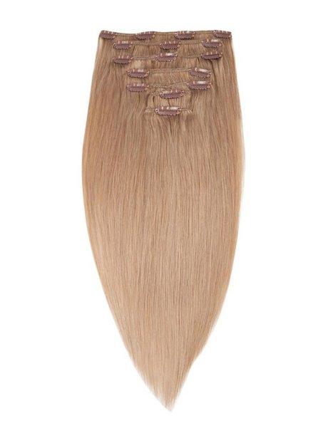 Billede af Rapunzel Of Sweden 40 cm Clip-on set Original 7 pieces Hår forlængning Cendre Ash Blond