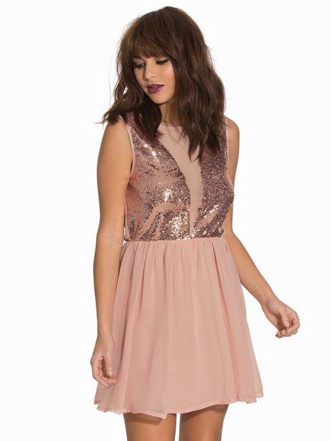 Billede af Sally&Circle Price Nina Party Dress Skaterkjole Powder Pink