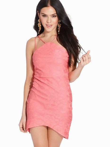Billede af Sally&Circle Must Judy Dress Kropsnære kjoler Watermelon