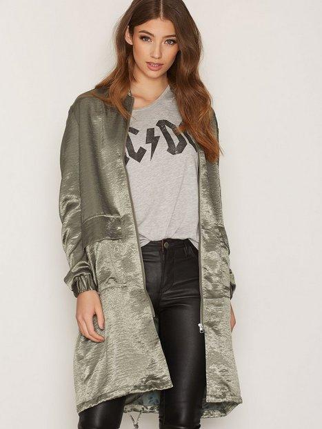 Billede af Tiger Of Sweden Jeans Nirvana Coat Frakke Green