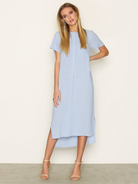 Billede af Tiger of Sweden Alexia Dress Loose fit dresses Blue
