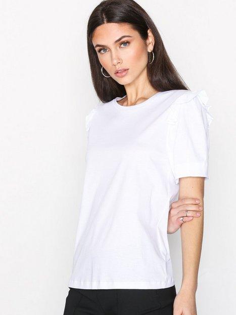 Billede af Tiger of Sweden Giedre Top T-shirt White