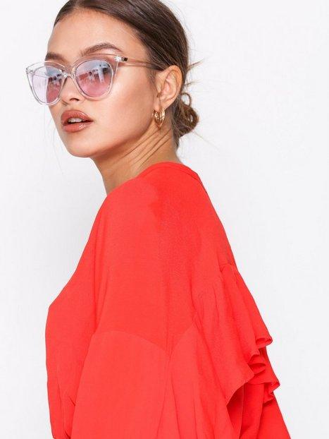 Solbriller - Crystal Le Specs Halfmoon Magic
