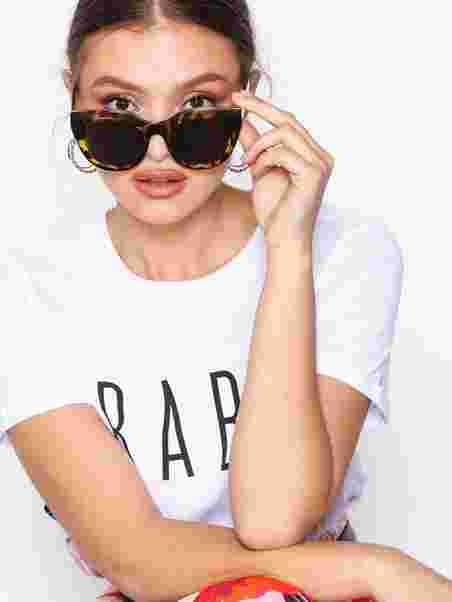 ed586b9b70b Air Heart - Le Specs - Tortoise - Sunglasses - Accessories - Women ...