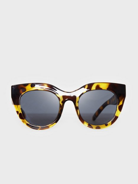 Billede af Le Specs Air Heart Solbriller Tortoise