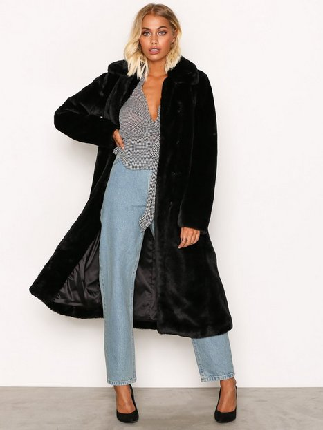Billede af Tiger Of Sweden Jeans Lola Coat Frakke Black