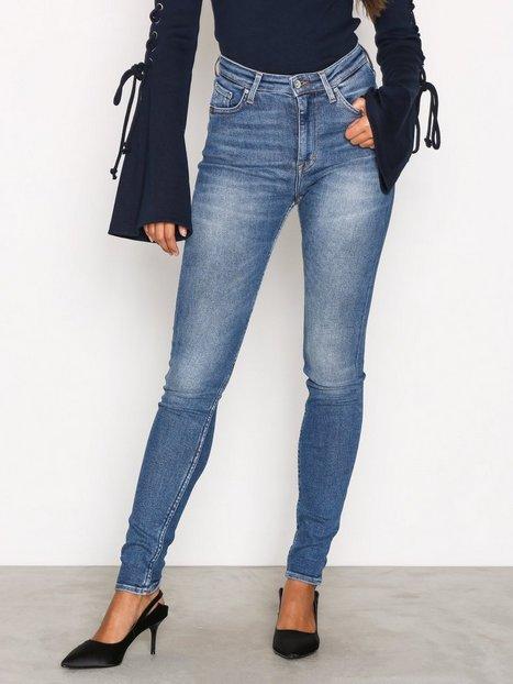 Billede af Tiger Of Sweden Jeans Sandie W63757002 Jeans Skinny Dusty Blue