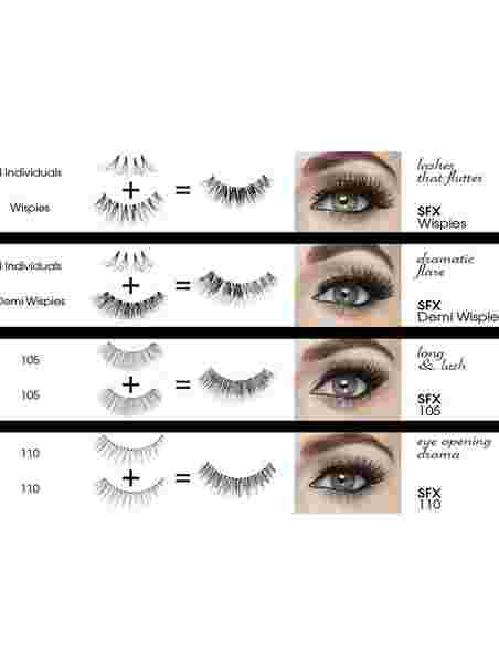 2f8f3971a93 Studio Effect Lashes - Ardell - Demi Wispies - Make Up - Hygiene ...