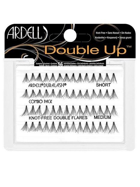 Billede af Ardell Double Up Individuals Knot-Free Combo Kunstige øjenvipper Black
