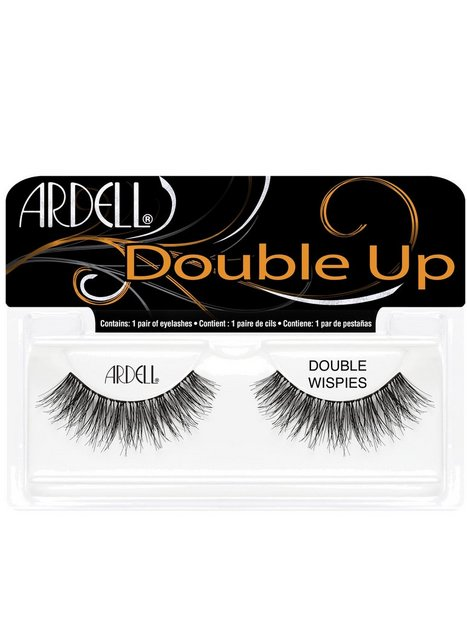 Ardell Double Up Wispies Lösögonfransar Black thumbnail