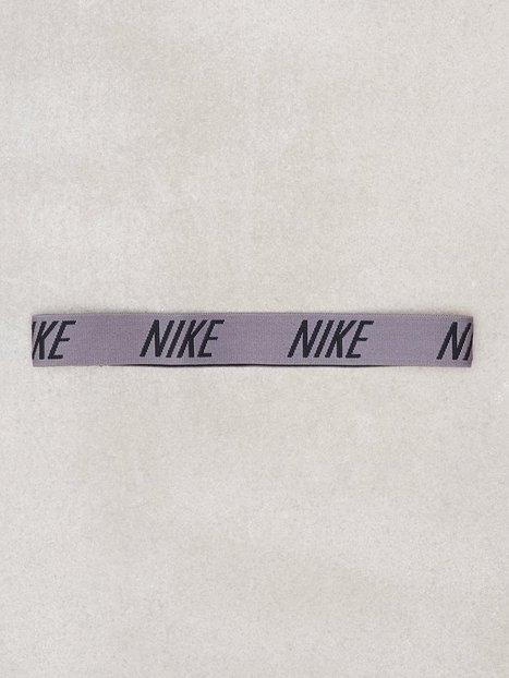 Billede af Nike Nike Logo Headband Pandebånd & Armbånd Sort