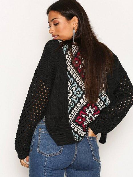 Billede af Odd Molly After Light Sweater Strikket trøje Multi
