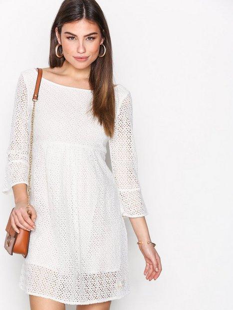 Billede af Odd Molly Blousy Dress Langærmede kjoler Chalk