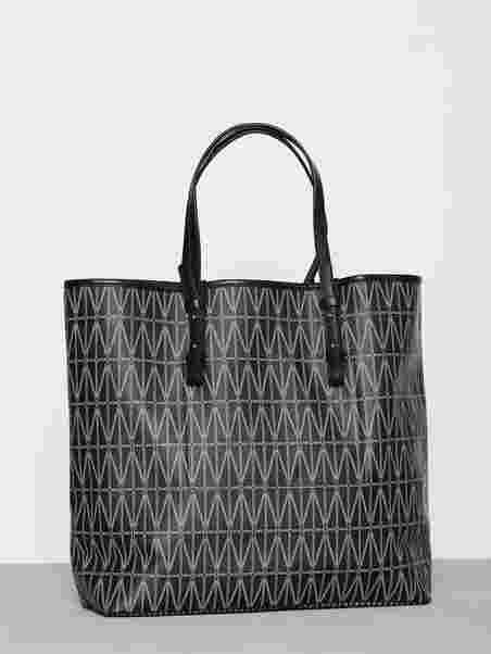 4f2d8337cb Shopping Bag - Dagmar - Black - Bags - Accessories - Women - Nelly ...