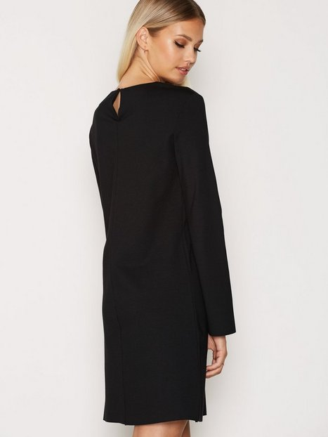 Billede af Dagmar Abigail Langærmet kjole Black