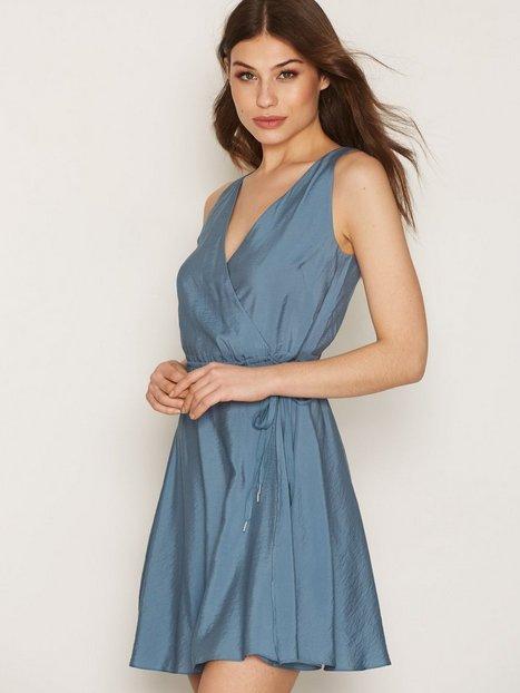 Billede af Dagmar Violet Dress Skater dresses Blue