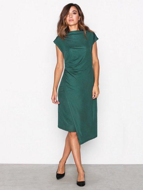 Dagmar Josie Dress Kotelomekot Emerald Green thumbnail