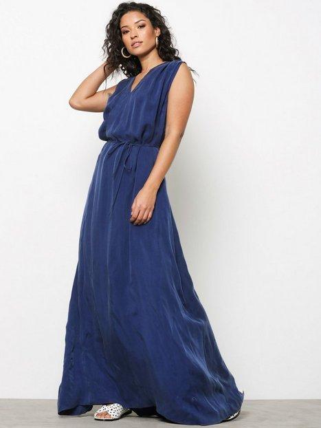 Billede af Dagmar Wande Dress Maxikjoler Midnight Blue