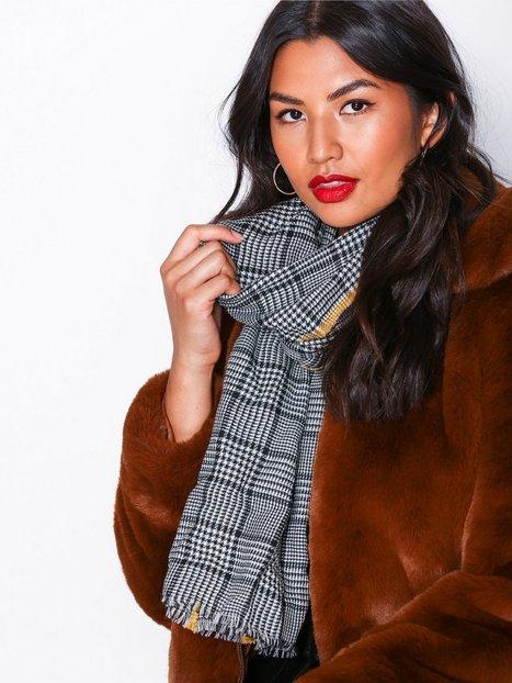 Billede af Dagmar Classic Check Scarf Tørklæder