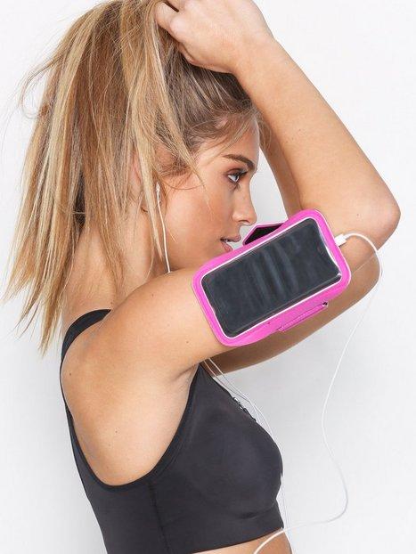 Billede af Nike Lean Arm Band Mobilholder Magenta