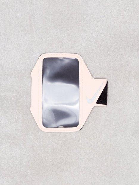 Billede af Nike Lean Arm Band Mobilholder Lyserød/Sølv