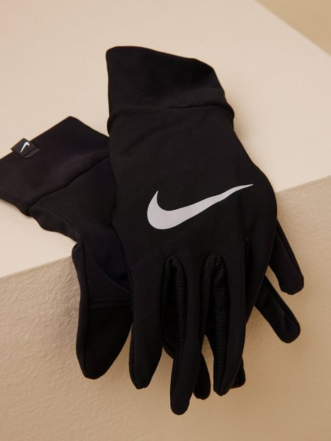 Billede af Nike Tech Run Gloves Træningshandsker Sort