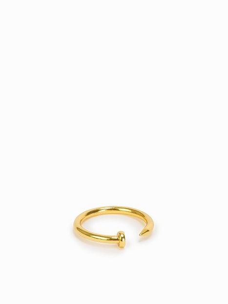 Billede af MINT By TIMI Nail Ring Ring Guld