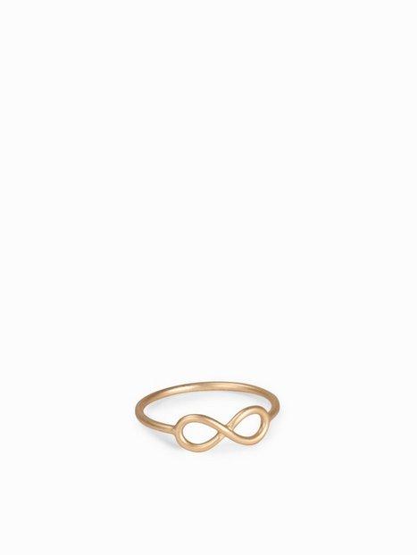 Billede af MINT By TIMI Infinity ring Ring Guld