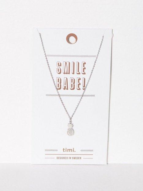Billede af MINT By TIMI 2D Pineapple Necklace Smykker