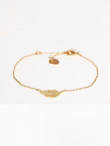 Billede af MINT By TIMI Feather Bracelet Armbånd Guld