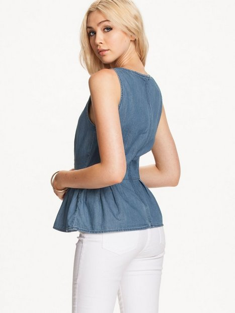 Stacy Peplum Top