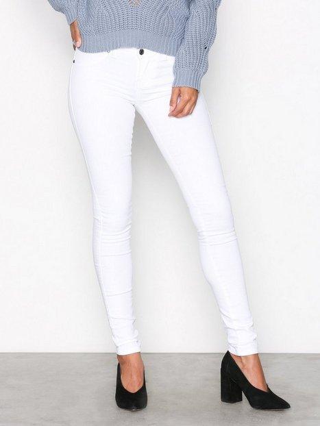 Billede af Dr Denim Kissy Denim Leggings Jeans White