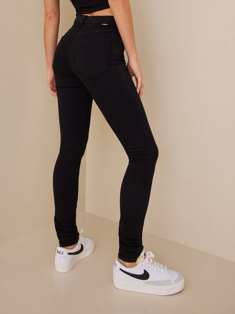 Billede af Dr Denim Plenty Denim Leggings Jeans Sort