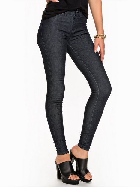 Billede af Dr Denim Plenty Denim Leggings Jeans Raw denim